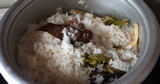 Membuat Nasi Bakar Dengan Rice Cooker | menu buka puasa cara membuat nasi uduk dengan rice cooker