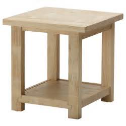furniture rustic small bedroom side table standard eased