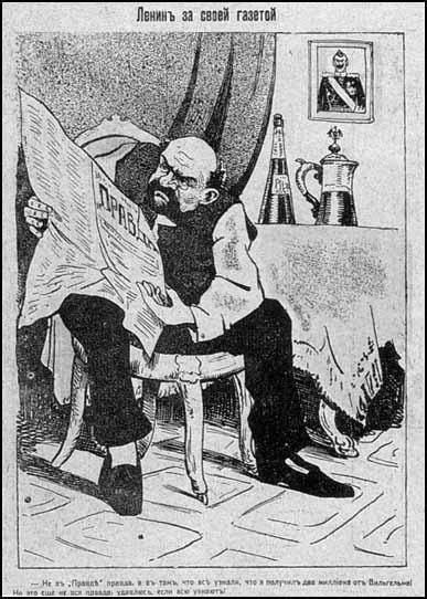 The Bolsheviks (Classroom Activity)