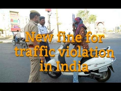 Hilarys Kindness Gets Out Of Traffic Ticket by New For Traffic In India