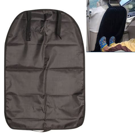 Back Seat Protector For Muddy Kicks Cover Pelindung Jok Limited waterproof universal car seat protector mat seat back cover for children kick mat protects