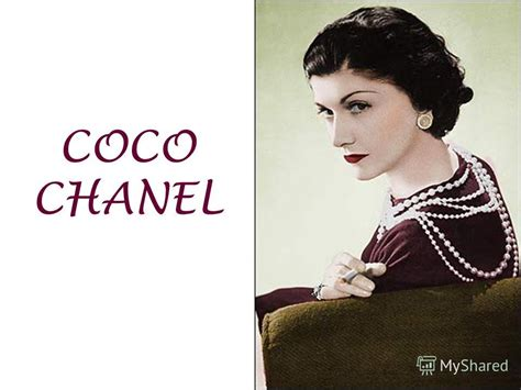 biography coco chanel pdf презентация на тему quot coco chanel biography габриэль