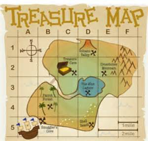 Treasure Map Template Ks1 by Summer Cs 5678 Studio