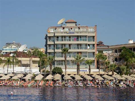 Maris Beach Hotel, Marmaris, Dalaman Region, Turkey. Book