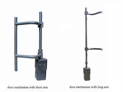 swing door mechanism pom100 pneumatic outswing bus door mechanism manufacturer