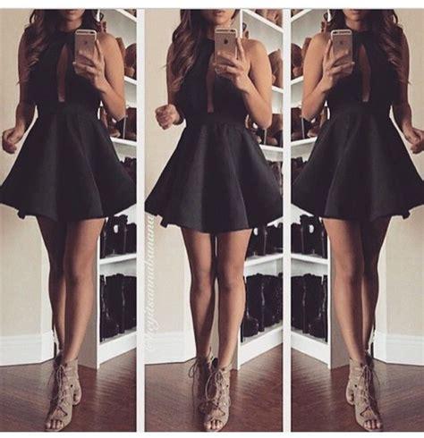 Zhoey Semi Boots dress black dress black dress dress