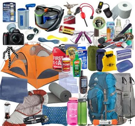backpacking 01 gear list semi ultralight byov bring your own vegetables packing list gling