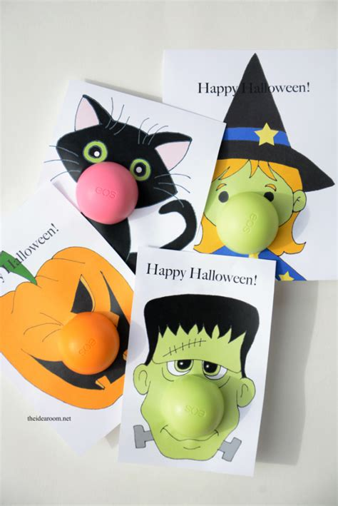 free printable halloween party decorations non candy halloween treats and party favors landeelu com
