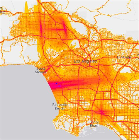 san jose airport noise exposure map these maps show you the noisiest places to live in