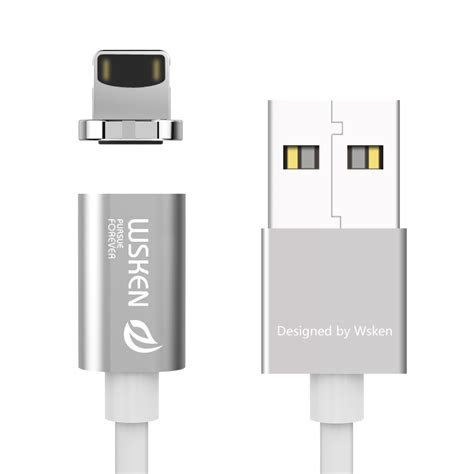 Kabel Magnetic Iphone Magnetic Iphone Fast Changing Iphone T19 wsken x cable mini1 1m 3 3ft fast charge usb magnetic charging cable for iphone 5 5s 6 6s 7 plus