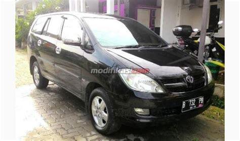 Pangkon Transmisi Innova Diesel toyota kijang innova diesel matic hitam 2008 semarang