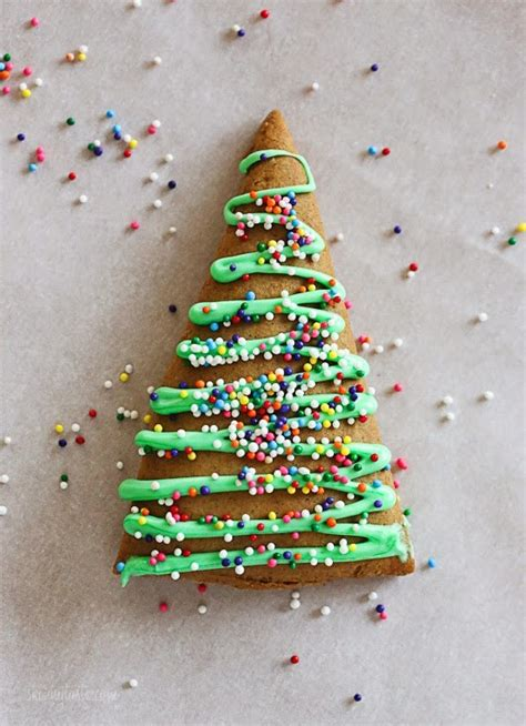 gingerbread christmas tree cookies skinnytaste