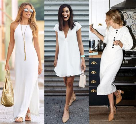 what color shoes with white dress which shoes to wear with a white dress