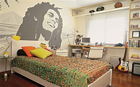 bob marley wallpaper for bedroom cool bob marley room ideas de decoraci 243 n c 243 mo poner a