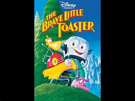 Opening To The Brave Little Toaster 1991 Vhs Opening To The Brave Little Toaster To The Rescue 1999 Vhs
