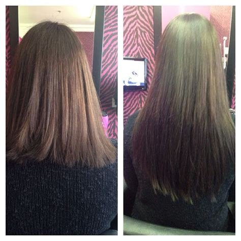 micro ring hair extensions aol before after micro ring hair extensions hair