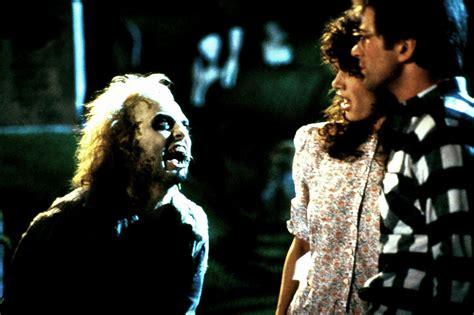 film comedy with green monster beetlejuice comedy fantasy dark movie film monster horror