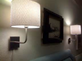 plug in wall lights stylish ambiance with plug in wall sconce newhomedecor blog74 com