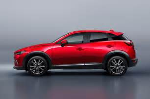 2016 mazda cx 3 information and photos zombiedrive