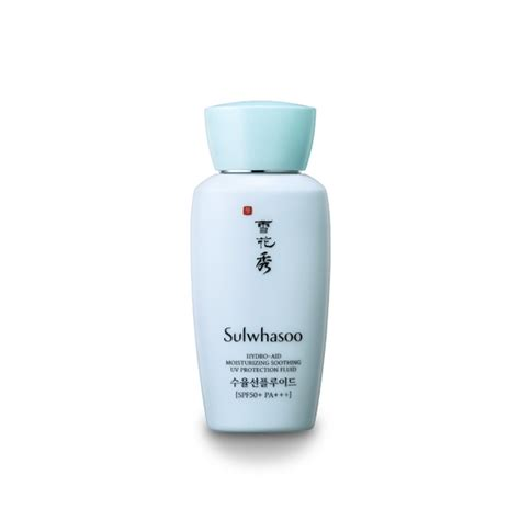 sulwhasoo hydro aid moisturizing soothing uv protection