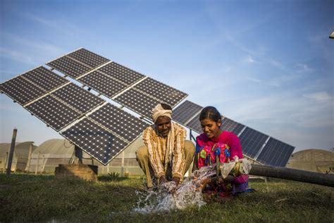 solar panel in india for home smart solar solution gains foothold in india water land and ecosystems