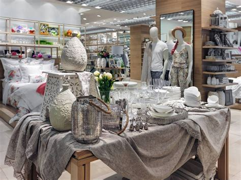 interior home store interior home store new zara home store milan interior visual merchandising table best