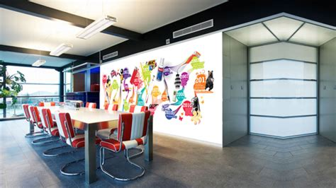 office wall design 20 incredibly cool design office murals creative bloq