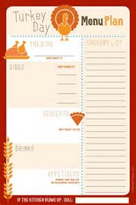 Thanksgiving Shopping List Template 6 Best Images Of Thanksgiving Printable List