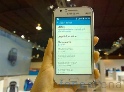 Samsung J1 Update update samsung galaxy j1 to android 4 4 4 kitkat build j100muubu0aol1 axeetech