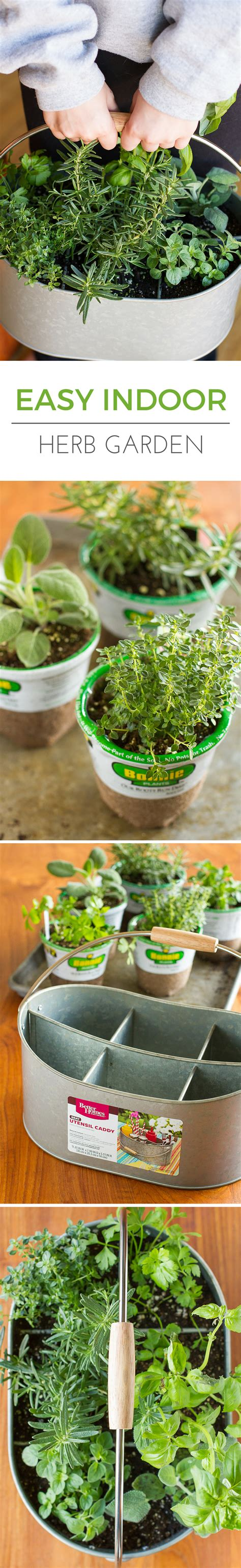 Easy Indoor Herb Garden | easy indoor herb garden that s simple to maintain 10