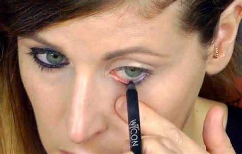 matita nera interno occhi la matita nera 6 modi per usarla sugli occhi