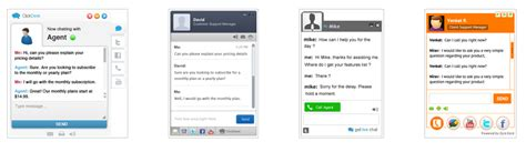 customizable live chat template for increased sales