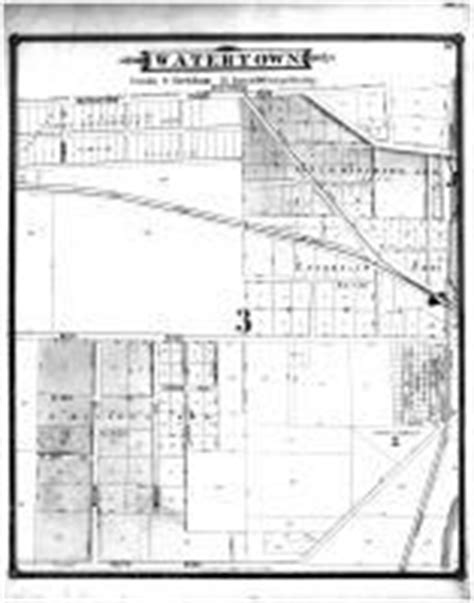 jefferson county section 8 watertown township section 5 atlas jefferson county 1887