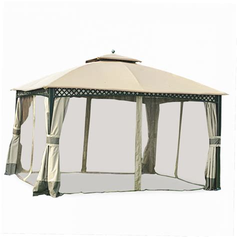 gazebo replacement canopy gardenline gazebo replacement canopy gazebo ideas