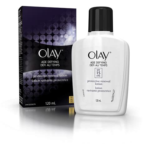 Olay Age Defying Series age defying classic protective renewal lotion with