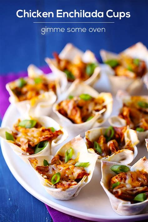 recipes for bridal shower appetizers chicken enchilada cups recipe bridal shower appetizers tacos and appetizers