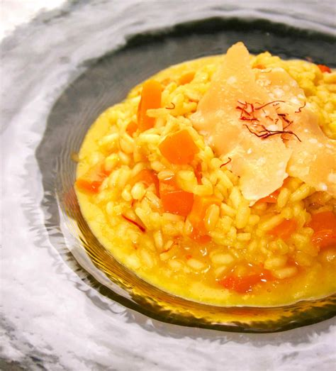zafferano cucina risotto carote e zafferano cucina naturale