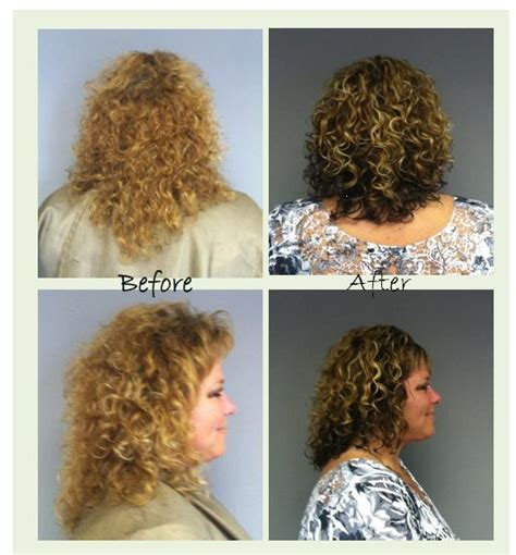 devacurl before and after deva curl before after by carol hair nails makeup