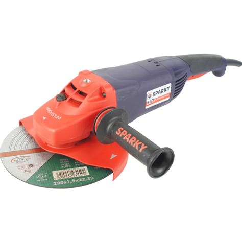 Mba Tools by Sparky Mba 2200p 9 Quot Angle Grinder 230v Toolstation