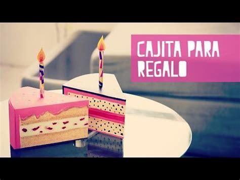 paperpop tarjetas de amor cajitas en forma de pastel anie youtube
