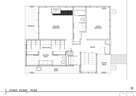 floating home floor plans lake union floating home seattle by vandeventer