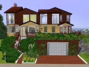 Home Design Like Sims My Sims 3 Humble House By Lili
