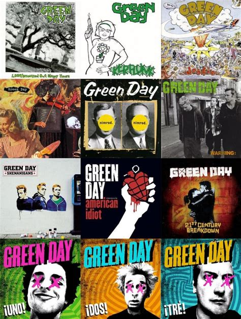 green day best of poll best green day album classic atrl