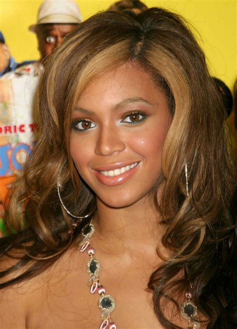 Beyonce Curly Hairstyles by Pictures Beyonce S Hair Style Evolution Beyonce Curly Hair