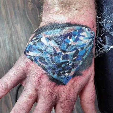 diamond tattoo for guys 70 diamond tattoo designs for men precious stone ink