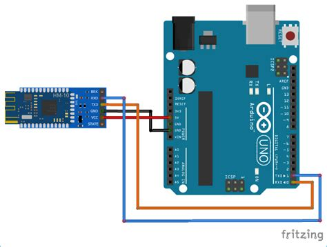 hm  serial bluetooth  module  arduino nikos agas