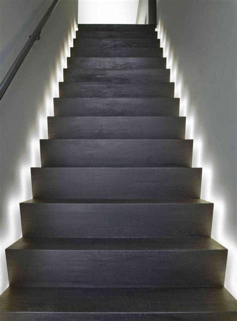 Staircase Lighting Ideas Stair Lighting Smart Ideas Step Lights Tips And