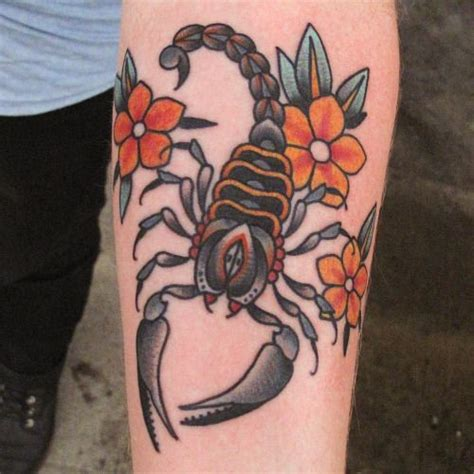 traditional scorpion tattoo scorpion tattoos top 150 ranked for every taste and