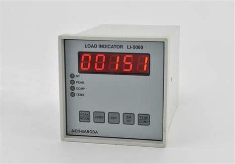 digital load inductor digital load indicator digital load indicator exporter manufacturer supplier vadodara india
