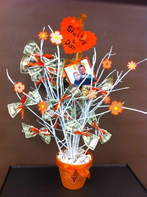 bridal shower money tree money trees wedding gift diy